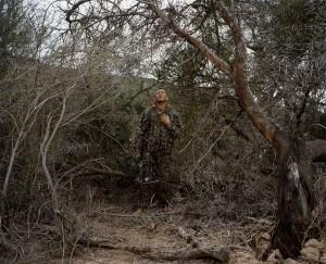 사냥감을 놓친 사냥꾼