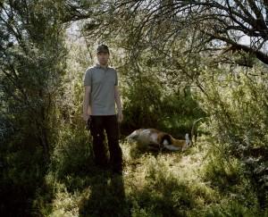 사냥을 맡친 사냥꾼