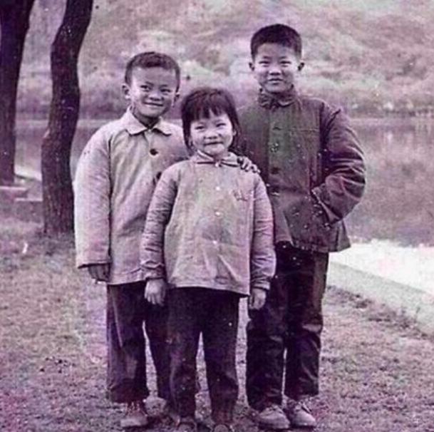 마윈 어린시절