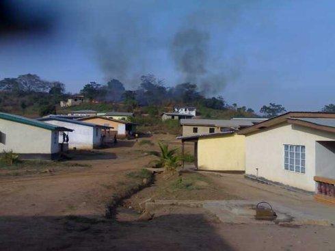 아프리카 부유층 집