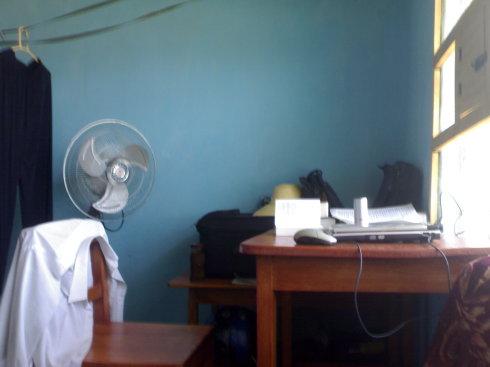 아프리카 부유층 침실