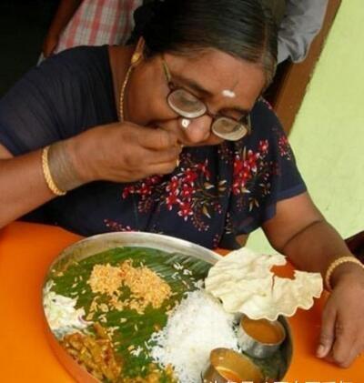 인도의 식습관