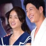 결혼 7개월만에 득녀한 류수영-박하선 부부