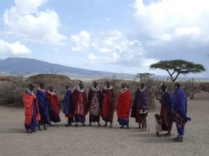 일부다처제를 채택하고 있는 탄자니아의 일부 지역
