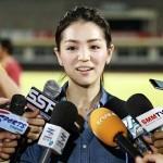 ▲ 태국의 미녀 축구 감독 와탄야. 이미지 출처 - 바이럴 포 리얼