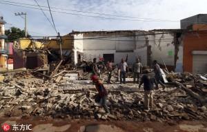 맥시코 지진