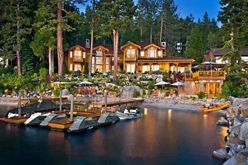 5.Larry Ellison- 49.3 billion in Woodside, California
