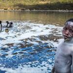에티오피아 소금 캐는 사람들