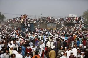 인도의 기차
