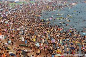 인도의 해변