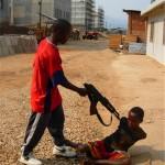 아프리카 도둑