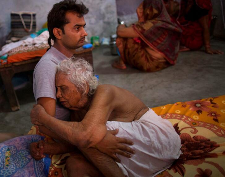 인도의 여관