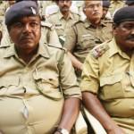 인도의 경찰들