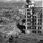 원폭 투여 후 일본