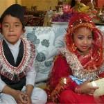 인도의 유아결혼 문화