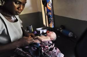 아프리카 난산으로 사망한 여성