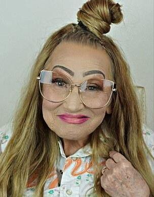 외국 80세 할머니