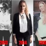 3년동안 같은 옷만 입고 출근한 여성