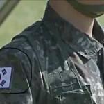 ▲ 거꾸로 부착된 태극기. 이미지 출처 - 아이랑 티비 캡쳐