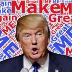 ▲ 세계부자순위에서 최초로 600위권으로 하락한 미 대통령 도날드 트럼프