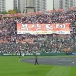 ▲ 롯데의 레일리 - 박진형 - 조정훈 - 손승락이 1점도 허용하지 않는 완벽투를 펼치며 NC와의 준플레이오프 2차전에서 1-0으로 승리했다.