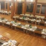 ▲ 롯데건설 노쇼 논란을 불러일으킨 식당 사진. 이미지 출처 - 온라인 커뮤니티