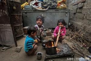 인도 농촌 실태 너무 가난해
