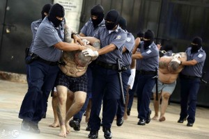 MS-13 조직원 체포