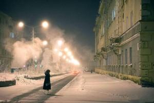 "Elena Chernyshova의 ""노릴스키"""