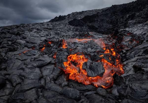 Erez Marom의 용암작품 출처 - zol.com