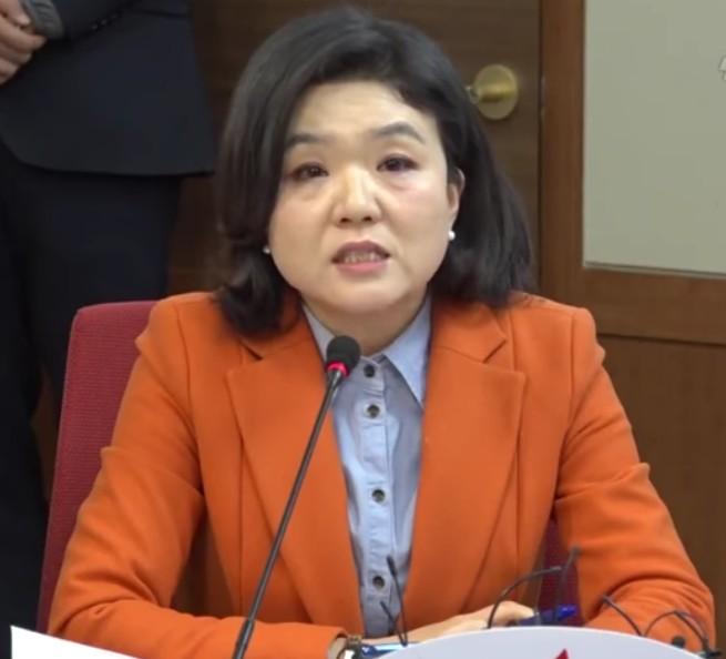 ▲ 류여해 자유한국당 최고위원