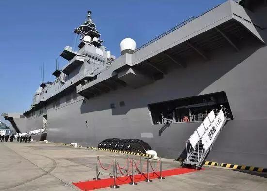 일본군함 출처 - 'baidu'