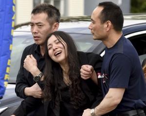Peter Wang의 어머니 절규 출처 - baidu