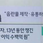 ▲ 국내 최대규모의 음란물사이트 '소라넷'의 운영자 중 한 명이 구속됐다.
