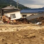 ▲ 일본에서 폭우로 인한 피해자의 수가 점점 불어나고 있다.