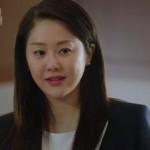 고현정이 출연했다 하차한 드라마 '리턴'의 한 장면
