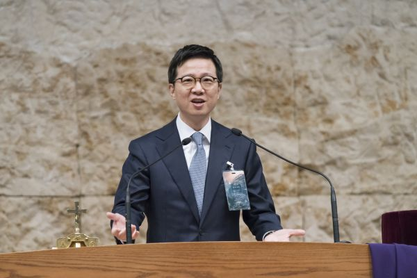 명성교회 김하나 목사