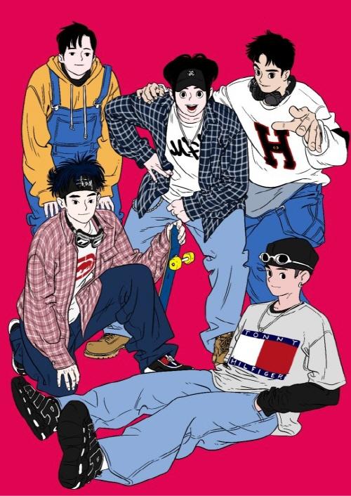 완전체 H.O.T.가 17년 만에 단독콘서트를 가진다.