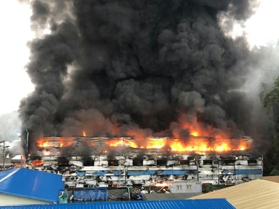이미지 - 경기도재난안전본부 제공