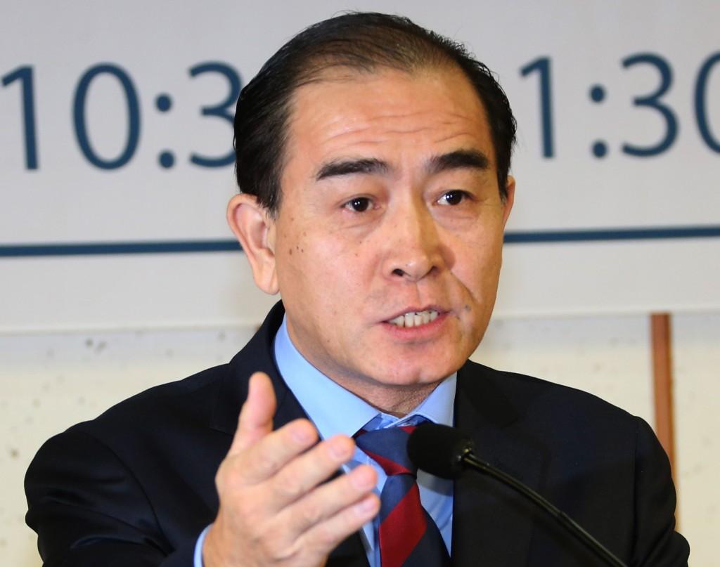 태영호씨가 한미 유엔사 해체가 이미 진행되고 있다고 경고했다.