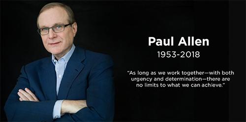 폴 앨런. ⓒ트위터