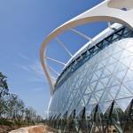 11일 임시개장한 서울식물원의 모습. 이미지=서울시 제공