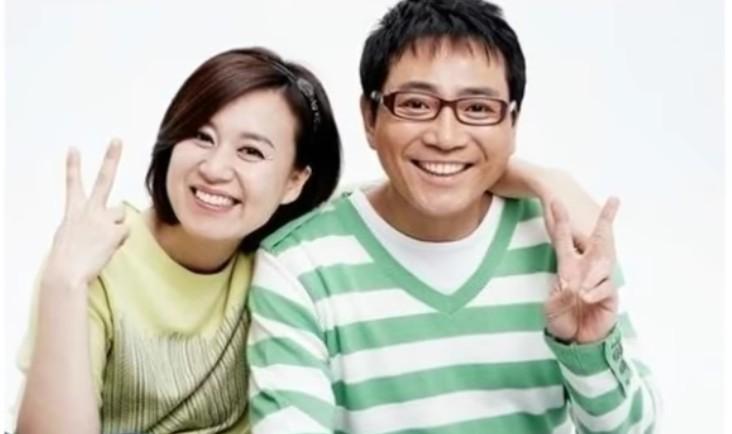 이봉원 박미선 커플